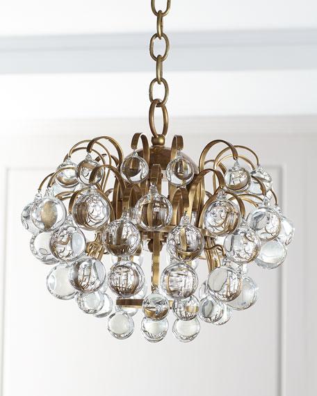 Quick Look - Crystal Chandelier Lighting Horchow.com