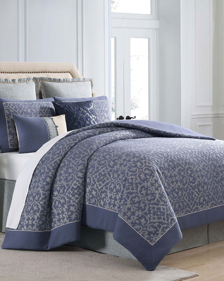Villa California King Duvet Set