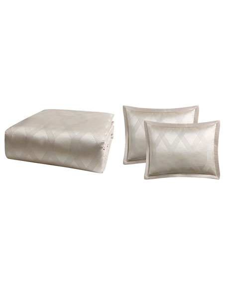 Tribeca King Duvet Set