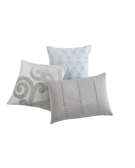 Legacy Large Square Decorative Pillow