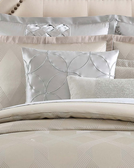 Tribeca Square Decorative Pillow