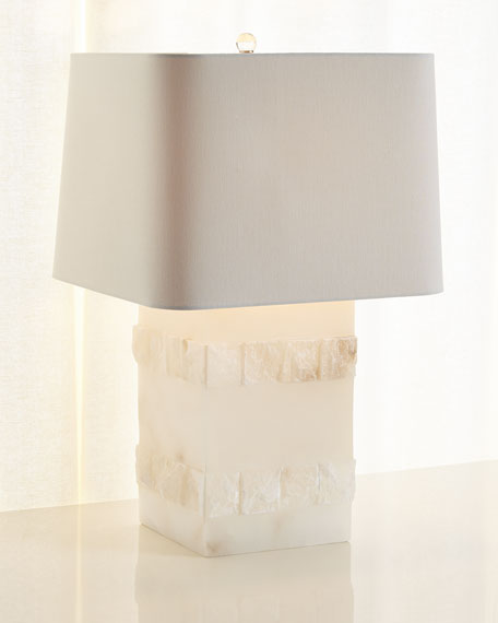 Mystery Cube Table Lamp