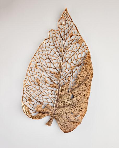 Birch Leaf Large Wall Art