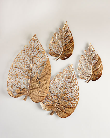 Birch Leaf Large Wall Art