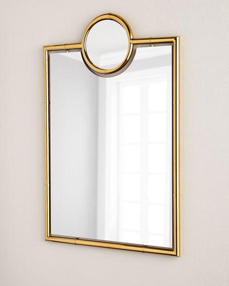 Minos Rectangular Wall Mirror