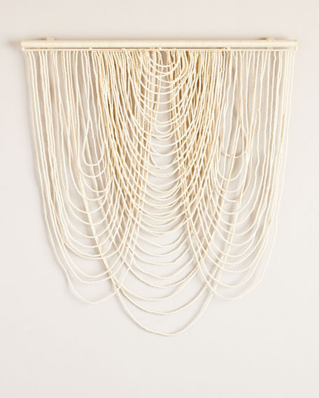 Mariana Beaded Wall Decor