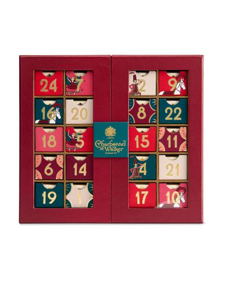 Paper Theatre Collection – Advent Calendar