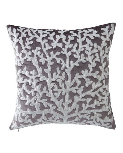 Tree of Life Pillow  20 Square
