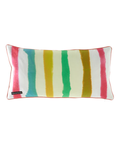 Eden Multicolored Pillow