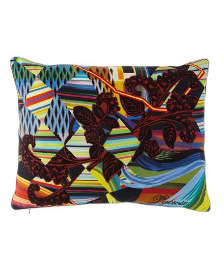 Kinetic Mystic Arlequin Pillow