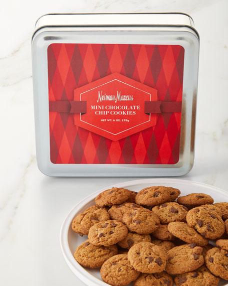 Mini NM Chocolate Chip Cookies