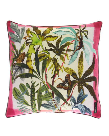 Fridas Garden PIllow