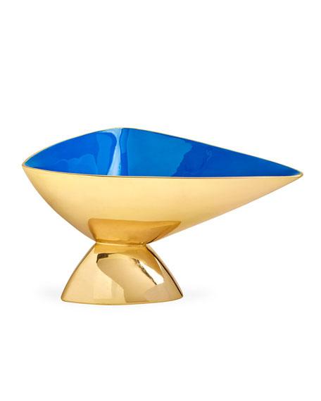 Cantilever Enamel Bowl, Small