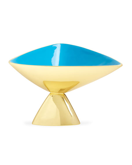 Cantilever Enamel Bowl, Medium