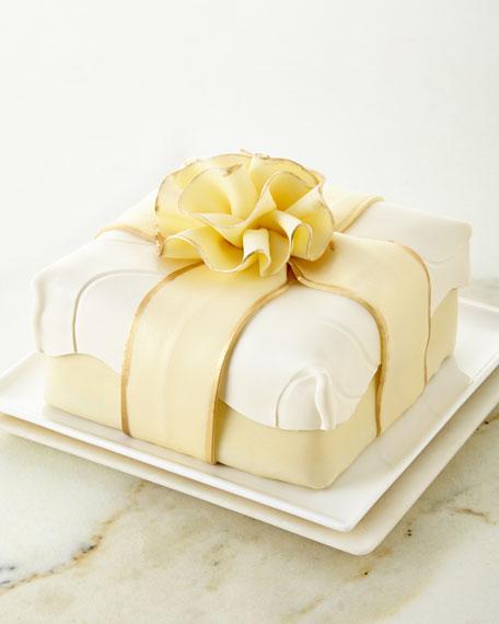 Bourbon Vanilla Cheesecake