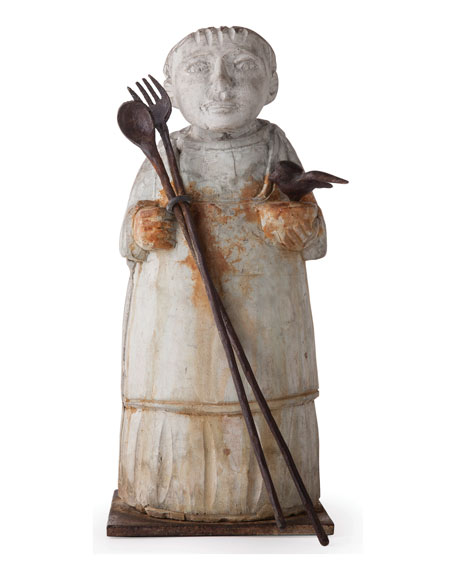 San Pasqual Statue