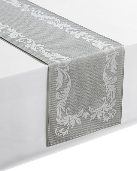 "Celeste Table Runner, 14"" x 90"""