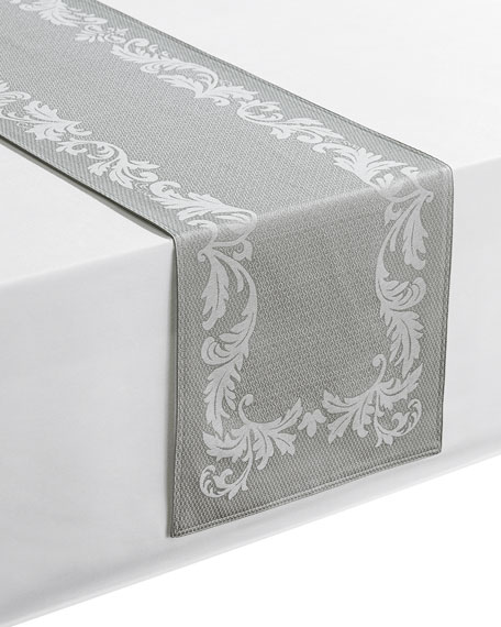 "Celeste Table Runner, 14"" x 72"""