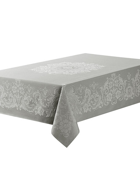 "Celeste Tablecloth, 70"" x 104"""