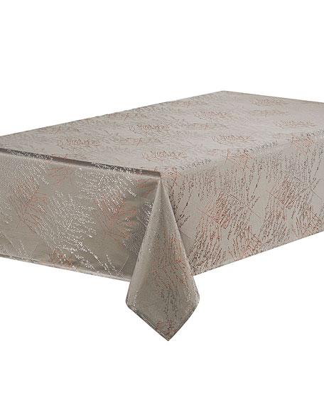 """Timber Tablecloth, 70x144"""""""