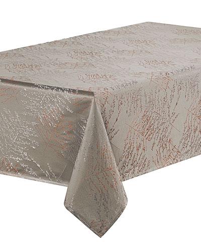 Timber Tablecloth, 70x84