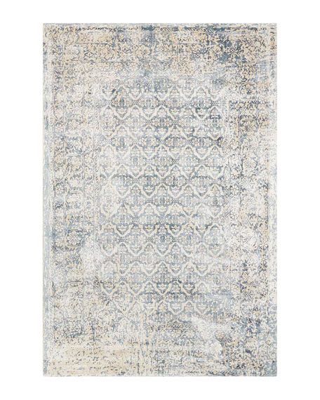Normandy Hand-Loomed Rug, 9' x 12'