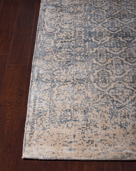 Normandy Hand-Loomed Rug, 8' x 11'