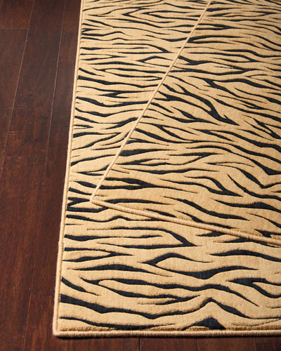 Bewitched Tiger Runner  2'3 x 8'