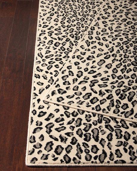 Lea Snow Leopard Runner, 2'3