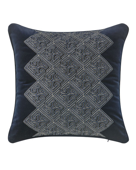 "Leighton Decorative Pillow, 14""Sq."
