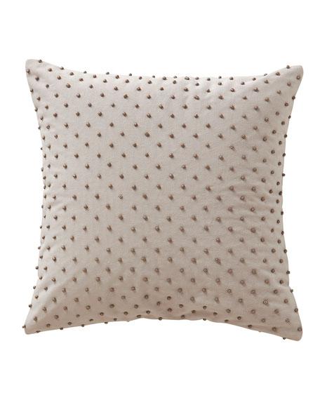 "Glenmore Decorative Pillow, 14""Sq."