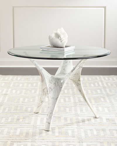 Suri Marble Table Quick Look. Ambella