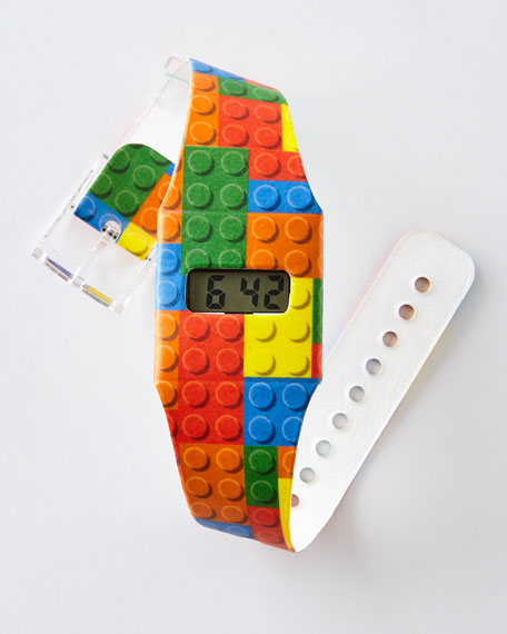 Pappwatch Blocks Paper Watch