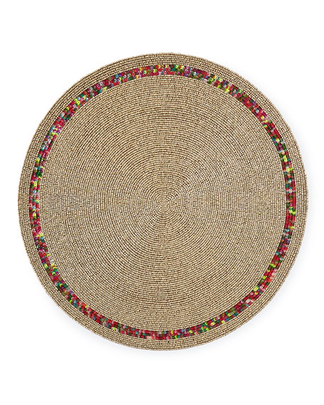 Joanna Buchanan Rainbow Placemat