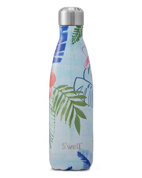 Oahu Tropical-Print 17-oz. Water Bottle