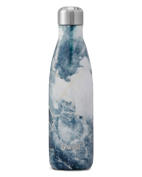 Blue Granite-Print 17-oz. Water Bottle
