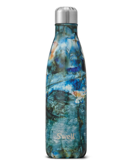 Labradorite-Pattern 17-oz. Water Bottle