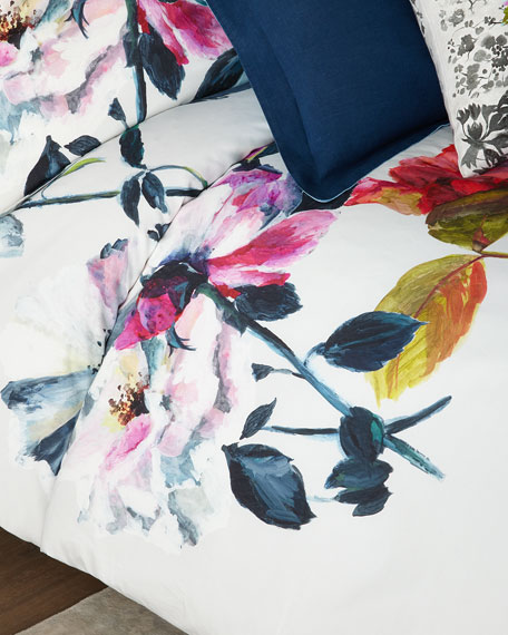 Couture Rose Queen Duvet