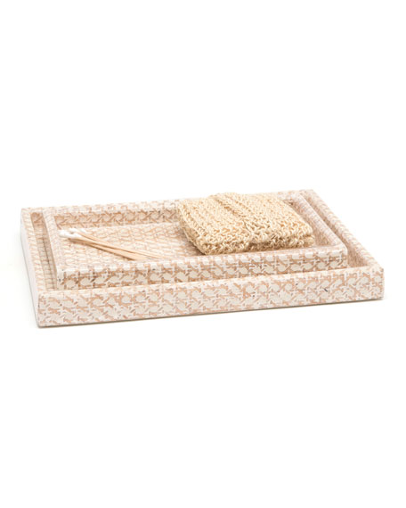 Ostend Rectangle Trays, Set of 2