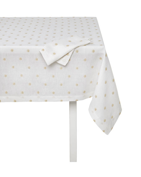 "Vogue Tablecloth, 66"" x 128"""