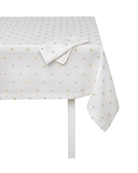 """Vogue Tablecloth, 66"""" x 128"""""""