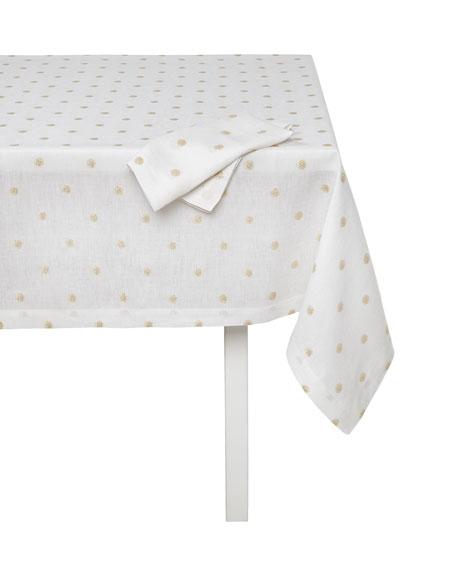 """Vogue Tablecloth, 66"""" x 90"""""""