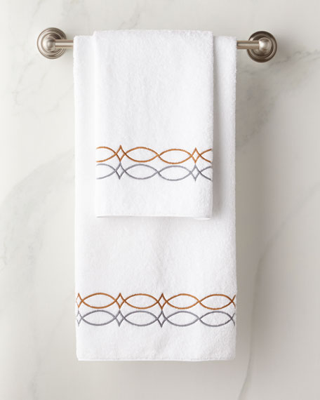 Duet Bath Towel