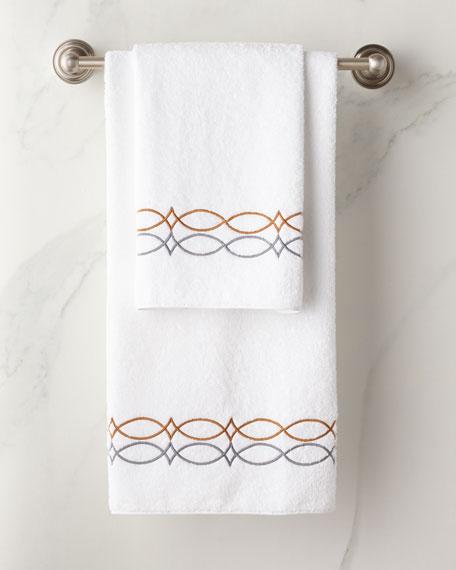 Duet Hand Towel
