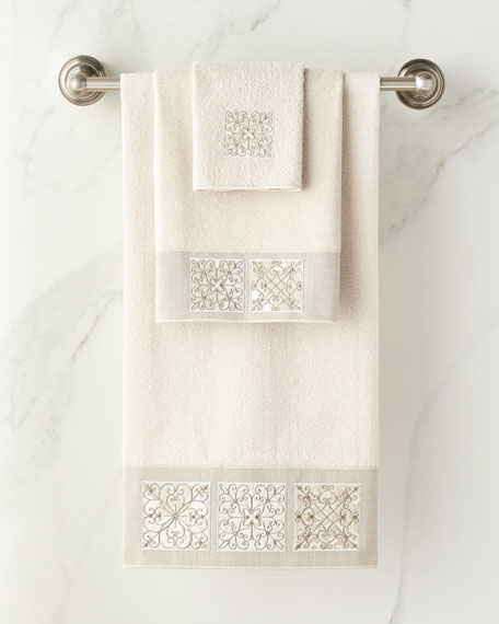 Ironwork Hand Towel