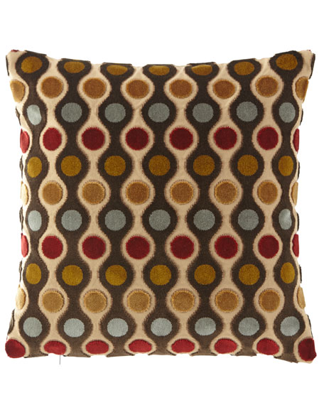 Cerise Pillow, 18