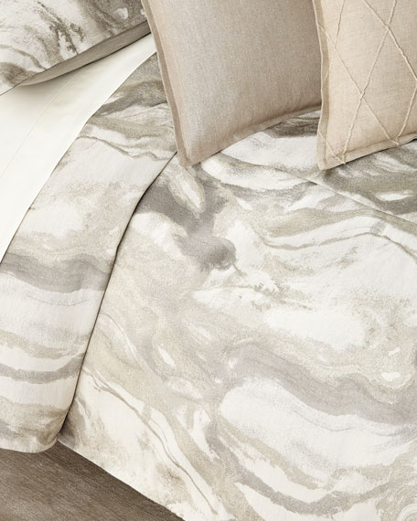 Marcello Marble Queen Duvet