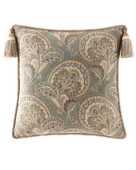 Willette Paisley European Sham