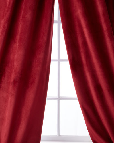 Addison Curtain Panel Pair  108