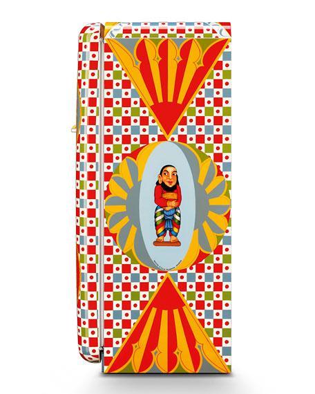 Dolce Gabbana x SMEG The Sicily of Cavalleria Rusticana Refrigerator